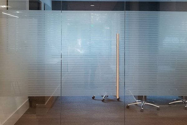 MD 500 Glass Partition Hardware